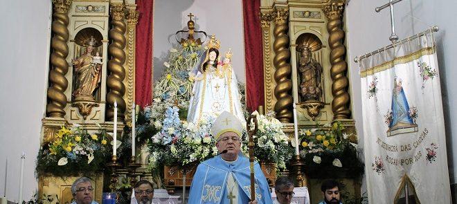 Mourão festejou  Nossa Senhora  das Candeias no dia 2 de Fevereiro