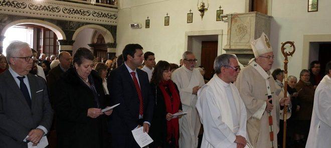 9 de Fevereiro: Homilia do Arcebispo de Évora na Eucaristia por ocasião do Quinto Centenário da Visitação e Tombo da Ordem de Avis às suas propriedades na Vila do Cano