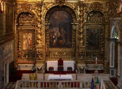 Sábados, 18h: Missa Vespertina na Igreja da Misericórdia de Évora