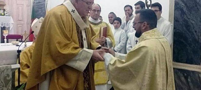 INSTITUTO MISSIO CHRISTI: Assembleia Geral em Vila Viçosa e Ordenação Presbiteral  em Monforte