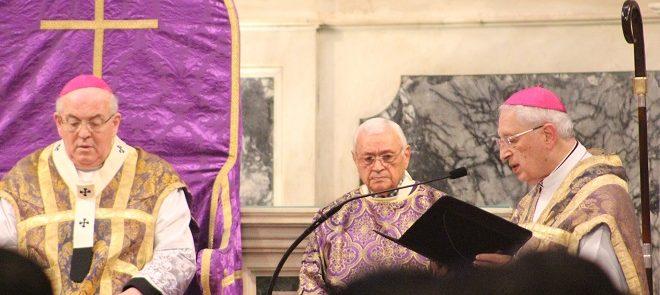Exéquias de D. Maurílio de Gouveia: Mensagem do Santo Padre