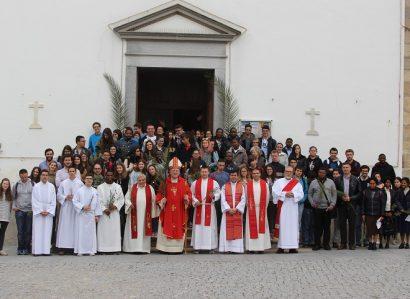 Álbum fotográfico: Dia Diocesano da Juventude realizou-se em Mora