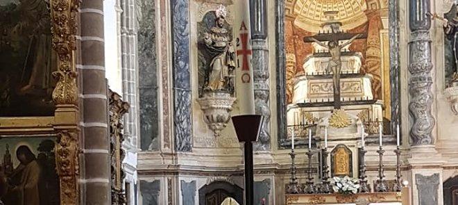 Palavra ao nosso Arcebispo: Solenidade da Páscoa com a Comunidade Ucraniana