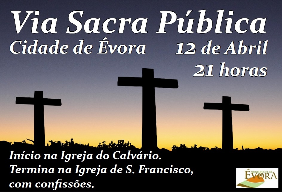 Cartaz_12 Abril_19_Via Sacra_Evora