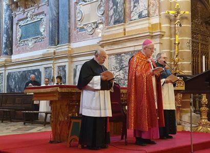 Sexta-feira Santa 2019: Arcebispo de Évora celebra Laudes na Catedral