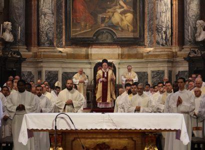 Páscoa/Catedral de Évora: Arcebispo presidiu à Missa Crismal 2019