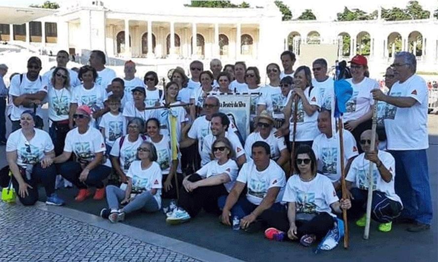 Peregrinos_Campo Maior_Grupo 2