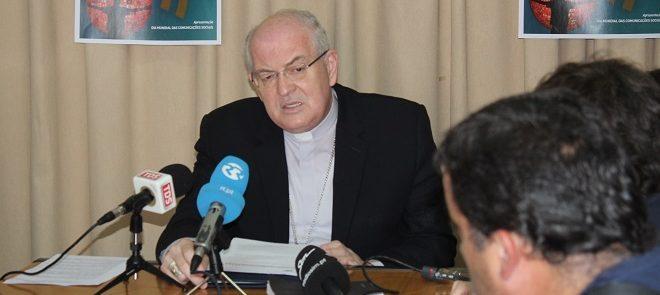Arcebispo de Évora encontrou-se com jornalistas no âmbito do Dia Mundial das Comunicações Sociais