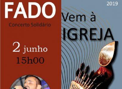 """2 de Junho: """"Fado vem à Igreja"""", concerto solidário em Reguengos de Monsaraz"""