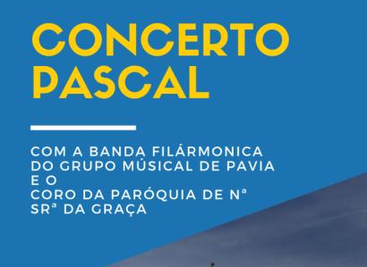 15 de Junho: Concerto Pascal na igreja Matriz de Pavia