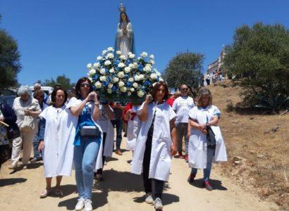 Romaria do Espírito Santo realizou-se em Alcáçovas