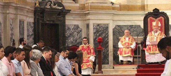 Solenidade de Pentecostes 2019: Homilia do Arcebispo de Évora
