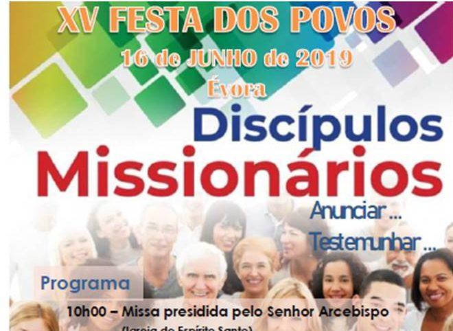 16 de Junho: Festa  dos Povos congrega os imigrantes em Évora