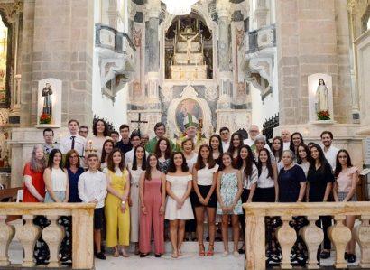 Campo Maior: Arcebispo de Évora ministra  Sacramento da Confirmação