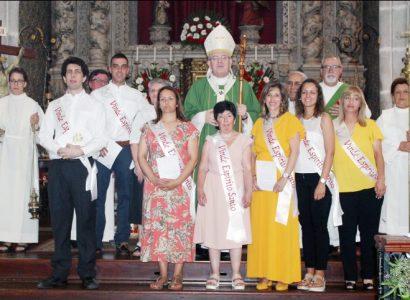 Viana do Alentejo: Arcebispo de Évora ministra  Sacramento da Confirmação