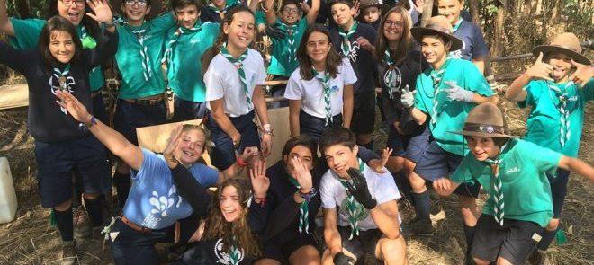 CNE: ACAREG junta um milhar de Escuteiros da Arquidiocese