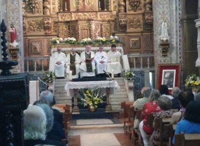 Memória de S. Josemaría Escrivá celebrada em Évora
