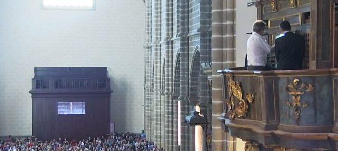 3 Órgãos em concerto decorreu na Igreja de São Francisco