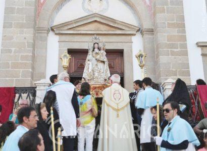 Procissão de N.ª Sr.ª da Saúde congrega  centenas em Évora