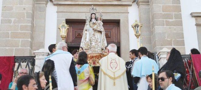 4 de julho/Solenidade pelo fim da pandemia: N.ª Sr.ª da Saúde celebra-se em Évora
