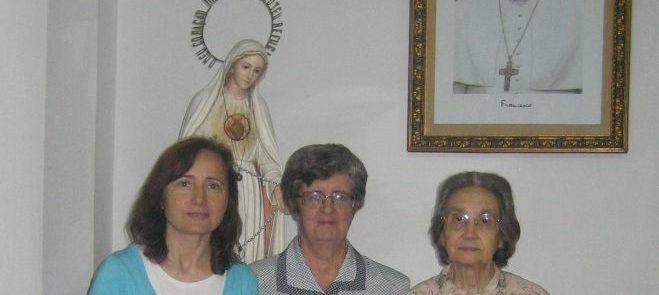 Irmãs Servas da Santa Igreja elegem Superiora Geral