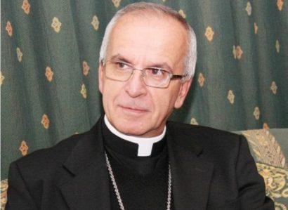 Saudação do Arcebispo de Évora ao novo Núncio Apostólico em Lisboa