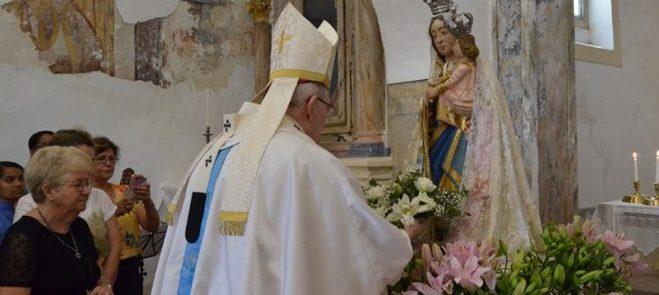 Benavila: Bênção da Capela de Nossa Senhora d'Entre Águas