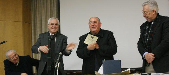 Cónego António Salvador dos Santos: Mensagens recebidas