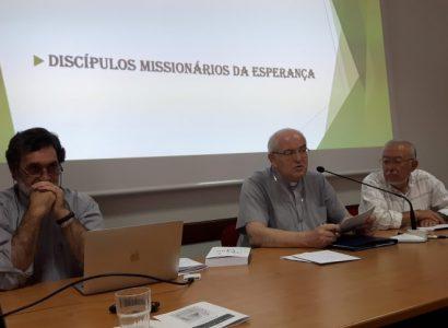 Programa já disponível: Reunião Geral do Clero em destaque no Ser Igreja deste domingo (15 de Setembro)