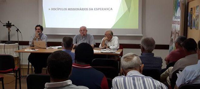 Foto-Reportagem: Reunião Geral do Clero prepara Ano Pastoral 2019/2020
