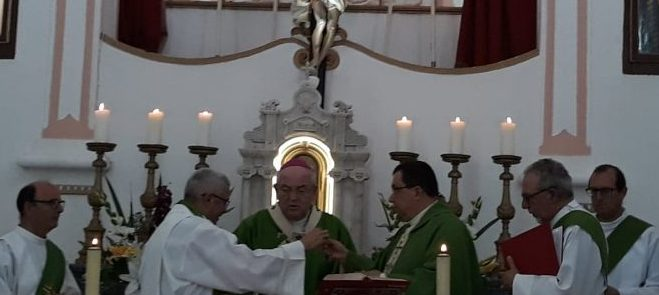 Tomadas de posse dos novos Párocos continuam a decorrer na Arquidiocese