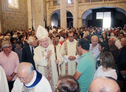 """D. Francisco José Senra Coelho desafia a Arquidiocese de Évora a ser """"Igreja em saída"""""""