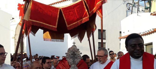 Arcebispo de Évora preside às Festas de Vera Cruz de Marmelar