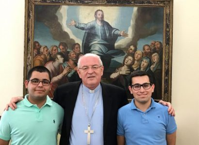 Dois jovens da Arquidiocese de Évora  começam Ano Propedêutico no Algarve