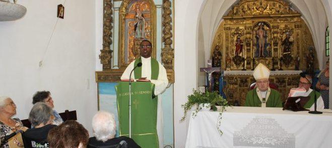 Arcebispo de Évora preside à Missa de 30.º Dia do Cónego António Salvador dos Santos (Com Fotos)