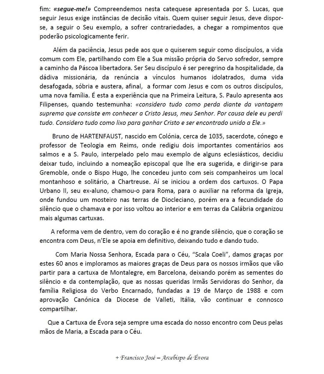 10_08_2019_Homilia Despedida dos Cartuxos_3