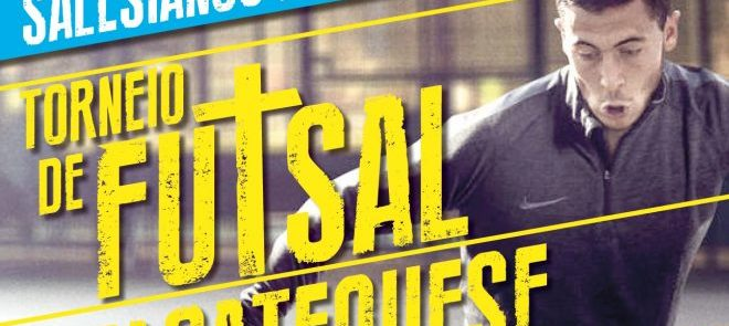 30 de Novembro: Torneio diocesano de Futsal da Catequese (7.º e 8.º anos)
