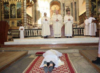Pe. Paulo Foncesa: Novo presbítero  para a Arquidiocese de Évora