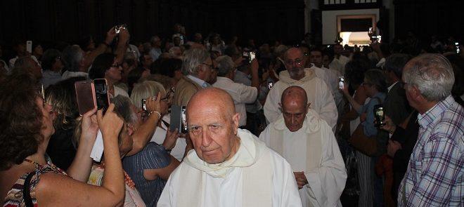 20 de Outubro/Programa já disponível: A despedida emocionada dos Monges Cartuxos de Évora em destaque no Ser Igreja deste domingo