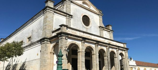Assinado o Contrato de Empreitada para a Recuperação/Requalificação da Igreja do Espírito Santo de Évora