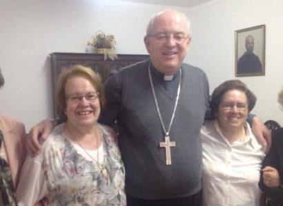 Arcebispo de Évora em Saída