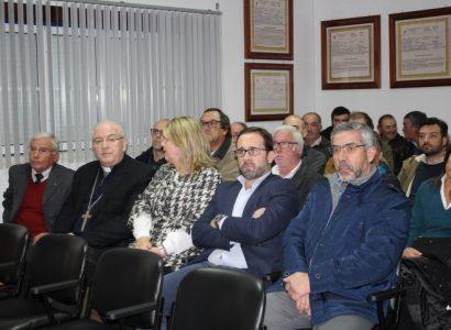 Lançamento da Obra de alargamento do Lar de Idosos da Fundação Maria Clementina Godinho de Campos, em Galveias
