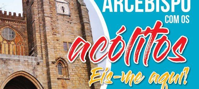 24 de Novembro: Encontro do Arcebispo com os Acólitos