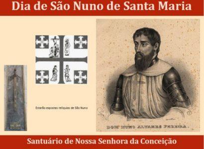 6 de Novembro: Vila Viçosa celebra Dia de São Nuno de Santa Maria
