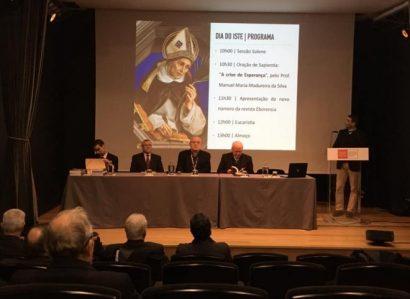 Dia do Instituto de Teologia de Évora foi assinalado nesta sexta-feira