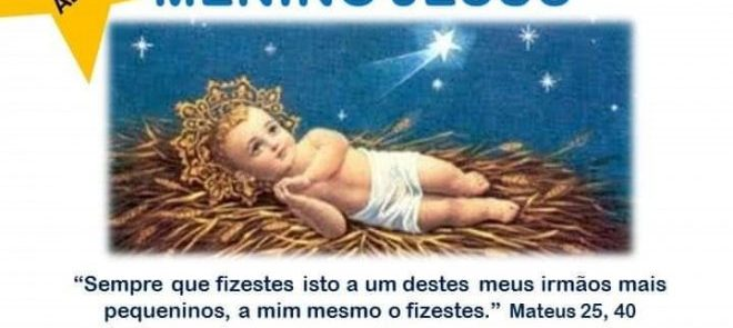 Campanha de Advento: O Enxoval do Menino Jesus