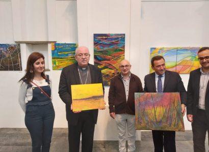 """Exposição """"Emoções"""" do Padre Manuel José Marques foi inaugurada em Monsaraz"""