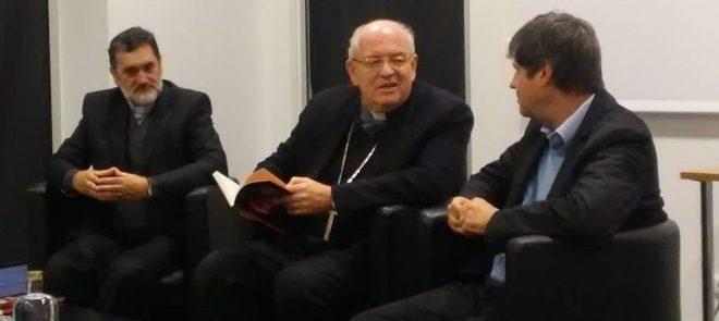 Mais recente obra de Manuel Arouca foi apresentada em Évora neste dia 15 de Novembro