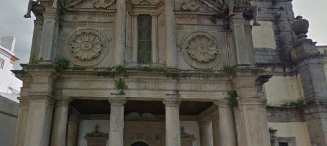 Na última quinta-feira do mês: Missa na Igreja Militar da Graça em Évora