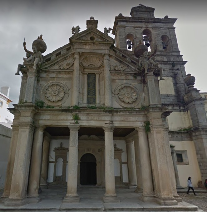 _okIgreja da Graca Evora